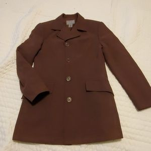 Guess Brown Jacket/Blazer
